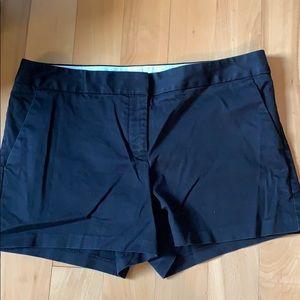 Express cotton shorts 10, black